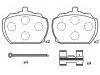 Pastillas de freno Brake Pad Set:5 010 540